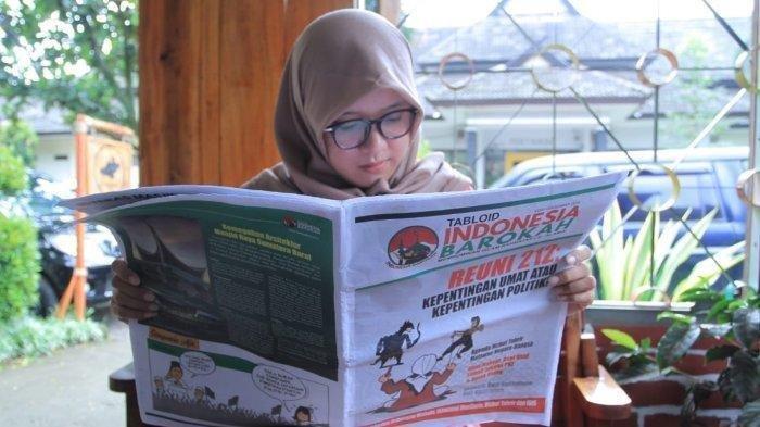 Heboh Tabloid Indonesia Barokah, Ada Karikatur Ratna, Fadli Zon, Prabowo dan Sandiaga