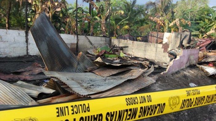 Api Bakar Rumahnya Saat Hujan Guyur Palangkaraya, Kakek Penjaga Makam Tewas