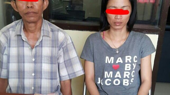 Transaksi Narkoba, Petugas Amankan Empat Pengedar Sabu di Baamang Sampit