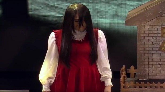 VIDEO: Dingin! Dinyatakan Juara 1 di Asia's Got Talent, Begini Ekspresi The Sacred Riana