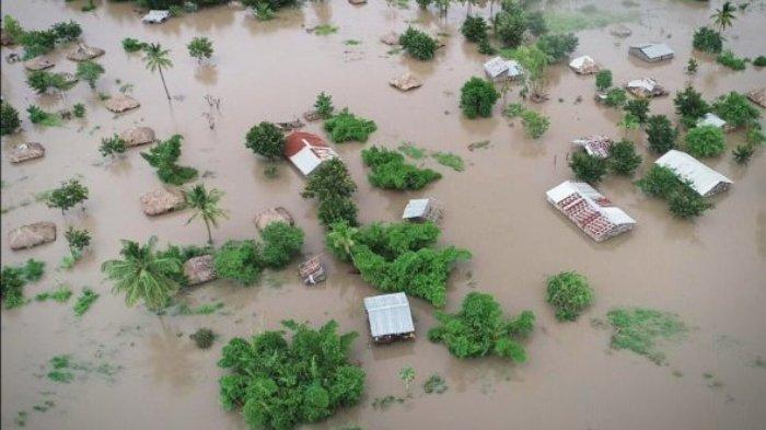 Presiden Filipe Sebut Korban Tewas Akibat Topan Idai di Mozambik Bisa Capai 1.000 Orang