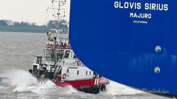 10 Orang ABK Tugboat Tenggelam di Tanahlaut, Begini Kronologisnya