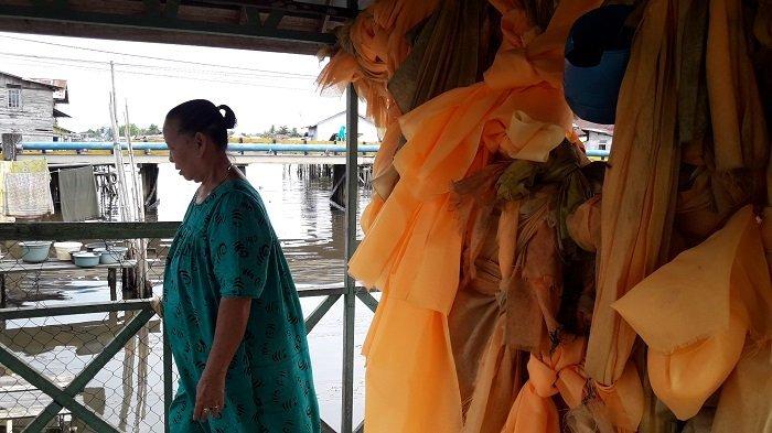 Perlihatkan Ranjang Emas, Pangeran Jin Berwujud Buaya Ajak Kawin Putri Keempat Nenek Juwita