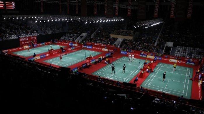 Lima Wakil Indonesia Lolos ke Babak Semifinal, Ini Jadwal Tandingnya di Indonesia Masters 2018