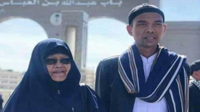 Innalillahi, Ustadz Abdul Somad Dirundung Duka, Sang Ibunda Meninggal Dunia Jelang Sholat Subuh