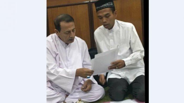 Difitnah Terima Rumah dari Prabowo Terkait Pilpres 2019, Ustadz Abdul Somad Posting Ini