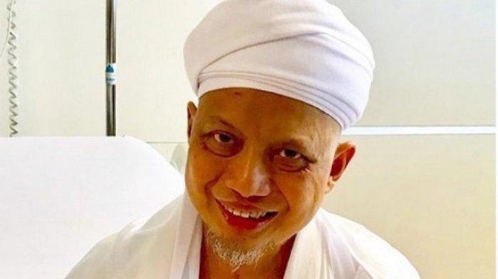 Kabar Hoaks Ustadz Arifin Ilham Meninggal Dunia Beredar, Alvin Faiz Langsung Beri Klarifikasi