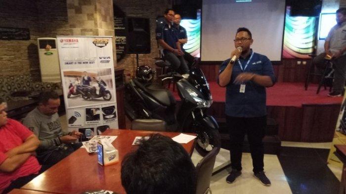Yamaha Lexi 125 cc Hadir di Kalteng, Ini Keunggulannya