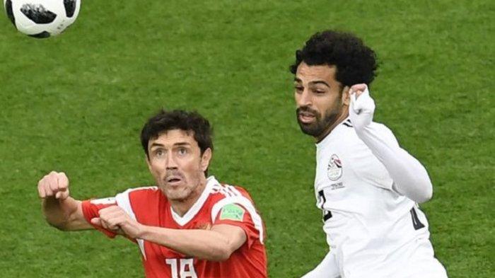Kalah dari Rusia Timnas Mesir Curigai Kepemimpinan Wasit, Minta FIFA Lakukan Investigasi