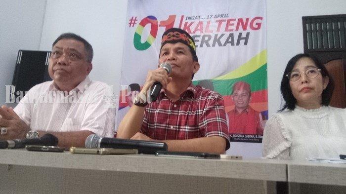 Kunjungi Wisata Kuliner dan Temui 5.000 Simpatisan, Ini Kegiatan Jokowi di Palangkaraya