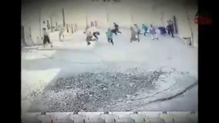 Video Ribuan Anggota ISIS Kabur dari Penjara Kurdi Suriah