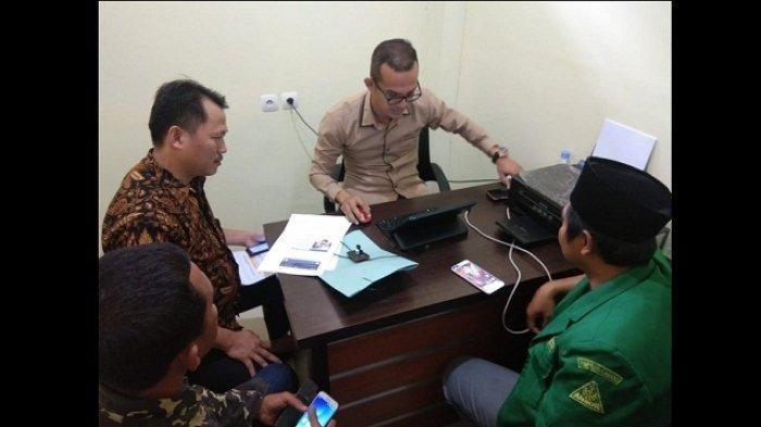 GP Ansor Kutai Timur Geram dengan Postingan Tak Baik Tentang Mbah Moen, Oknum Wartawan Dipolisikan