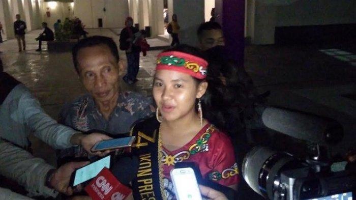 Angkat Bajakah, Dua Siswi SMAN 2 Palangkaraya Dianugerahi 74 Ikon Prestasi Pancasila Tahun 2019