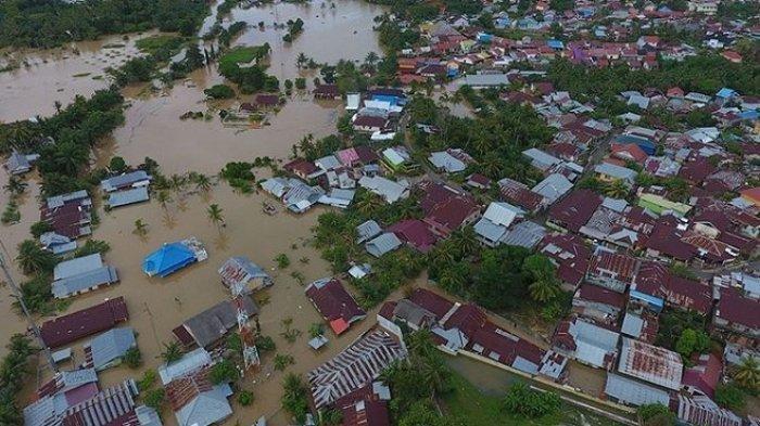 Banjir di Bengkulu, Korban Meninggal 29 Orang dan 13 Lainnya Hilang, 12 Ribu Jiwa Mengungsi