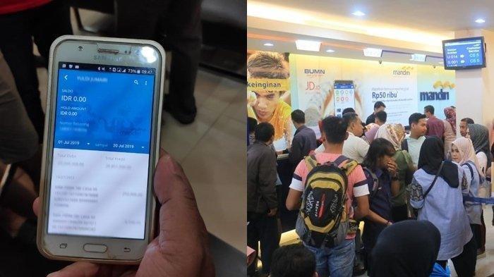 Saldo Tambahan Dipindah ke Rekening Lain Saat IT Error, Bank Mandiri Blokir 2.670 Rekening Nasabah