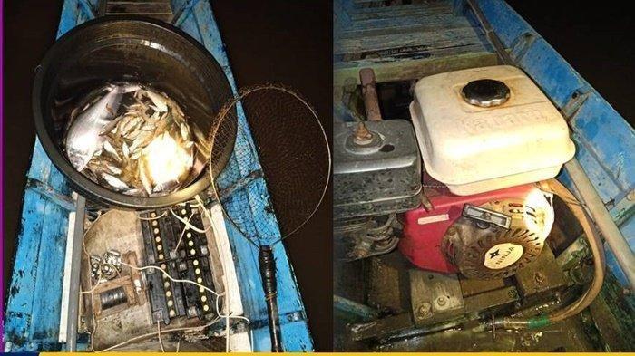 Marak Penangkapan Ikan Pakai Setrum dan Racun di Barito Selatan, Ini Kalta Kapolres