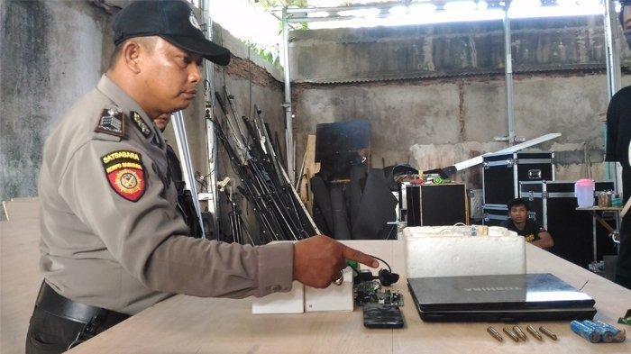 Densus 88 Tangkap 4 Terduga Teroris di Lampung, Ditemukan Material Bom