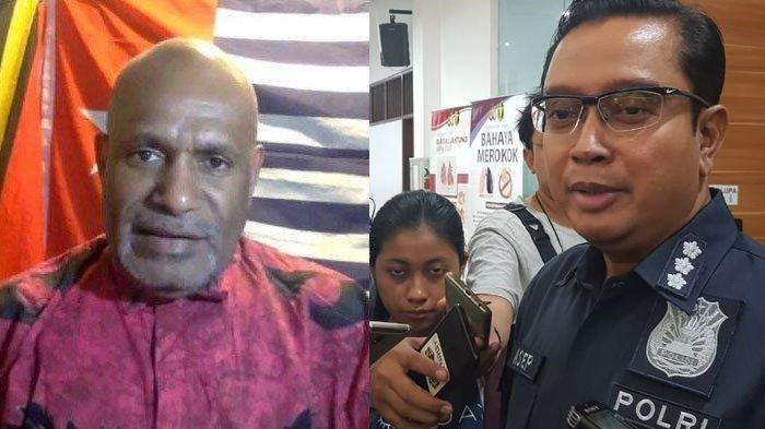 Tokoh Separatis Papua Benny Wenda Minta TNI & Polisi Ditarik dari Papua, Mabes Polri: Dia Siapa?