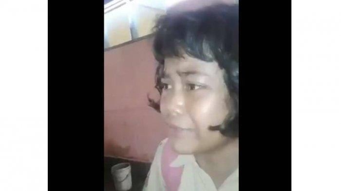 Viral Video Bocah Pemulung Tanpa Orangtua Dibully Teman Teman Sekolah Gara-gara Sepatu