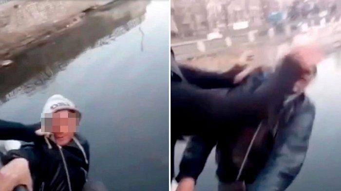 Demi Hasilkan Konten Lucu, Pria Ini Didorong Cebur ke Sungai dan Akhirnya Meninggal