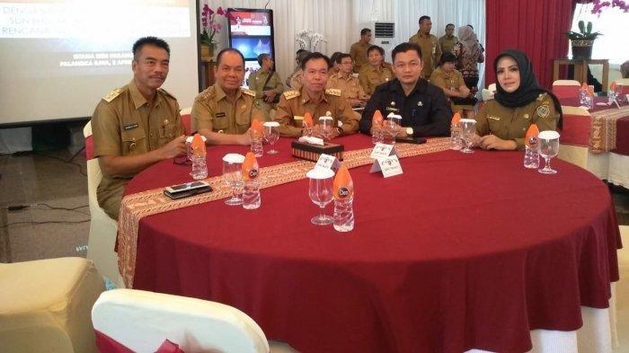 Sempat Beredar Kabar Hoaks OTT, Bupati Kapuas dan Wakil Bupati Sibuk Hadiri Agenda