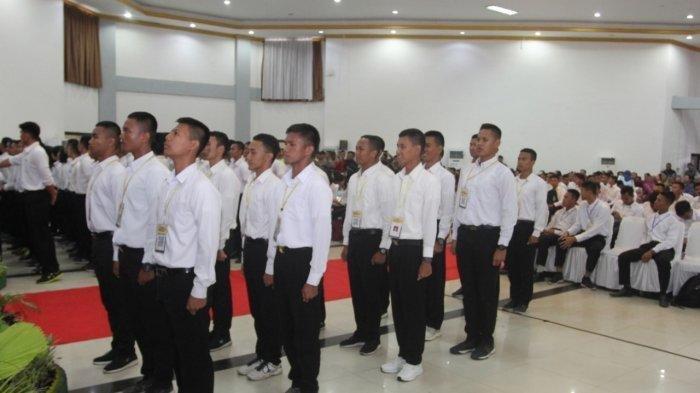 183 Calon Polisi Akan Jalani Pendidikan ke SPN, Anak Buruh Cuci Piring Lolos Masuk Polisi