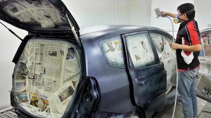 Mau Ganti Warna Mobil, Begini Proses Urus Surat Kendaraannya