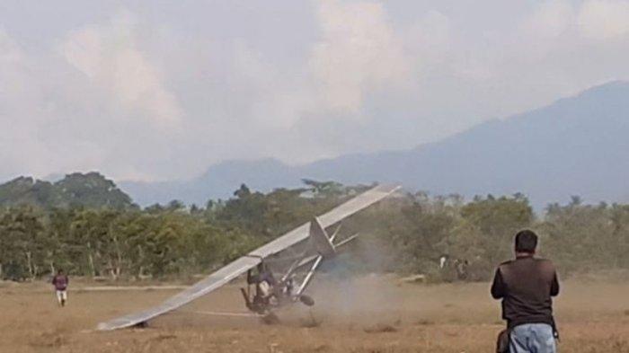 Cuma Lulusan SD, Montir Motor Ini Buat Pesawat Sendiri dari Bahan Bekas