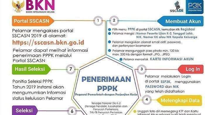 Pendaftaran CPNS 2019 Tak Lagi di Sscn.bkn.go.id, Pengumuman SKD Februari 2020