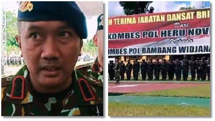 Baru Dilantik sebagai Dansat Brimob Polda Kalteng, Ini Tugas yang Dihadapi Kombes Bambang Wijanarko