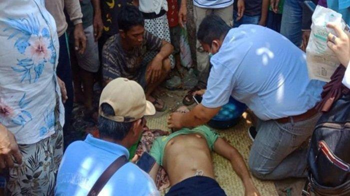 Warga Rangga Ilung Barsel Ditemukan Tewas di Sungai Barito