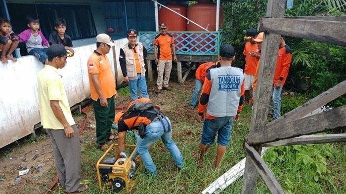 Sudah Ada 4 Desa Tangguh Bencana di Kabupaten Kapuas, Tahun Ini Bakal Tambah Satu