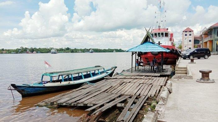 Warga Seranau Dambakan Jembatan, Pemkab Kotim Taksir Biayanya Rp 1 Triliun