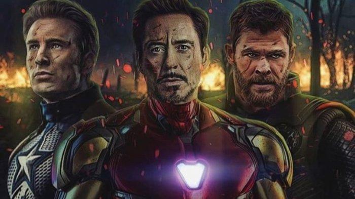 5 Hari Diputar, Avengers: Endgame Raup Rp 16 Triliun di Seluruh Dunia