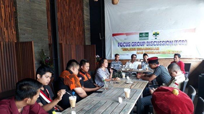 Para Aktivis Kalteng Bicara Refleksi Kebangsaan dan Keragaman,  Rawan Aksi Atas Nama Rakyat