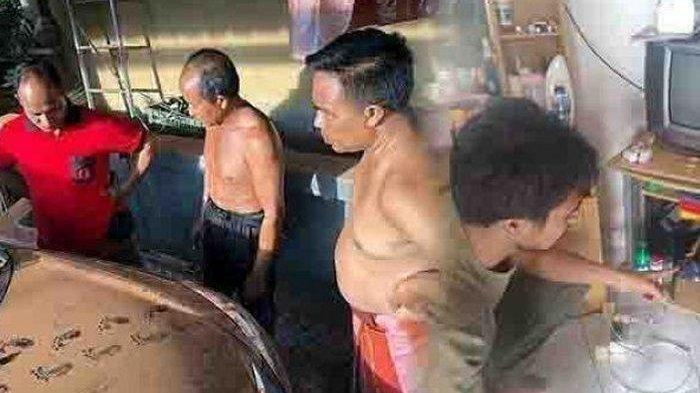 Heboh Jejak Kaki Mungil Diduga Tuyul, Uang Jutaan Rupiah Milik Rusmini Raib