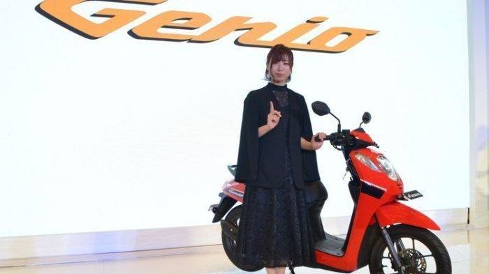 Honda Genio Hadir di Kelas 110 cc, Bagaimana Nasib Scoopy?