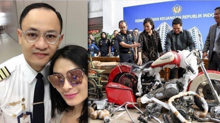 Iis Dahlia Bicara Soal Pesawat Suaminya Bawa Harley, ''Laki Gue Itu Pilot, Bukan Supir Ojol''