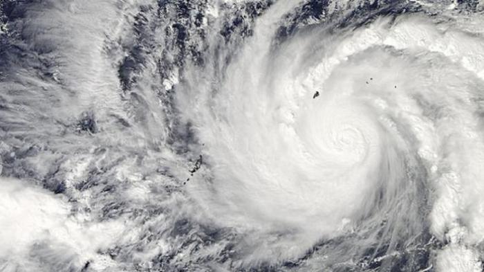 Topan Hagibis Ancam Jepang, Waspada Dampak Ini yang Akan Terjadi di Wilayah Indonesia