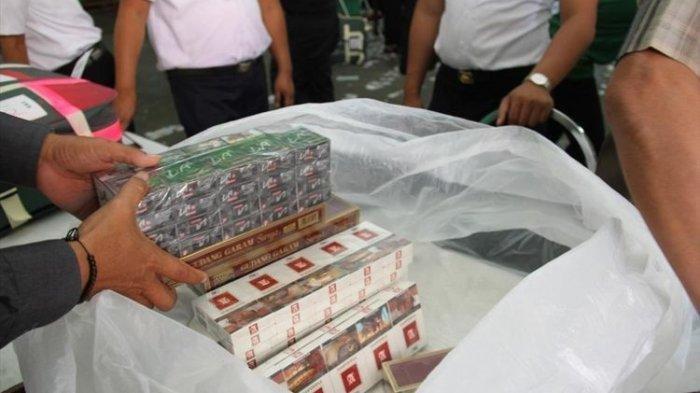 Modus Jamaah Calon Haji Sembunyikan Rokok dari Petugas, Diselipkan di Kain Ihram sampai Tempat Beras