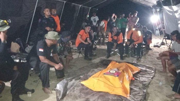 Ditemukan Tewas, Jenazah Mahasiswa UGM yang Tenggelam di Sungai Rungan Dibawa ke Banyuwangi