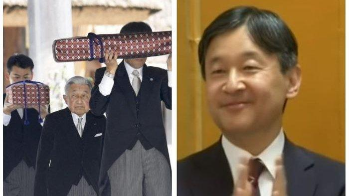 Kaisar Akihito Turun Tahta, Wariskan 3 Benda Suci Ini kepada Kaisar Kaisar Naruhito
