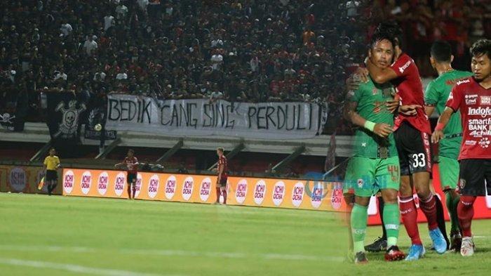 Terprovokasi di Laga Kalteng Putra vs Bali United, Sukadana Hilang Kontrol Sampai Dapat Kartu Merah