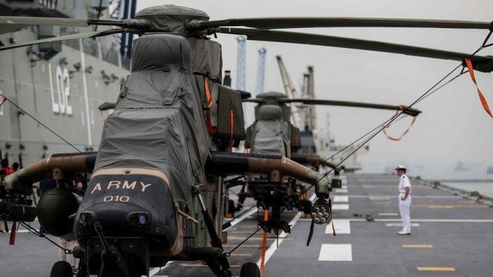 Sandar di Pelabuhan Tanjung Priok, Ini Agenda Dua Kapal Militer Angkatan Laut Australia