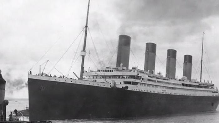 Bangkai Titanic Hanya Tinggal Cerita, Bakteri Laut Gerogoti Bangkai Kapal Legendaris