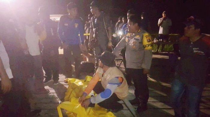Update Pencarian Korban Mobil Tercebur di Pangkoh, Kapolres Pulpis Pimpin Pencarian