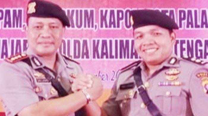 Tujuh Kapolres dan Tiga Pejabat Utama Polda Kalteng Dilantik, Ini Kapolresta Palangkaraya yang Baru