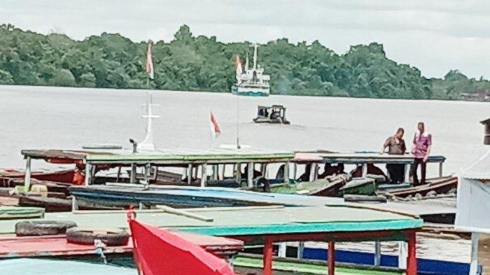 KaltengPedia: Kecamatan Seranau, Cikal Bakal Kota Sampit yang Masih Terisolasi