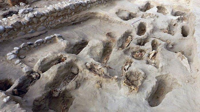 Arkeolog Temukan 227 Kerangka Anak-anak, Diduga Korban Ritual Kebudayaan