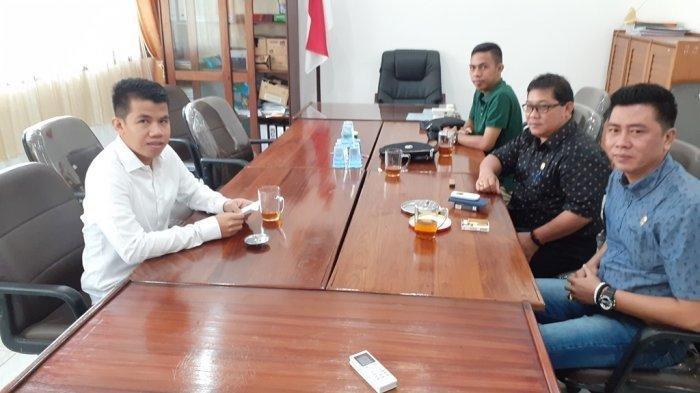Belajar ke Kapuas, Ketua DPRD HSU Banyak Dapat Referensi dari Politisi Berpengalaman